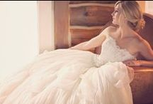Her / Brides, Wedding Dresses, Bridal Fashion + Hair
