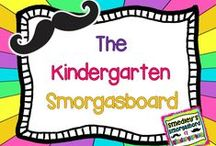 The Kindergarten Smorgasboard / Teaching ideas, tips, resources and freebies! / by The Kindergarten Smorgasboard