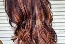 Hair / by Laura Gudvangen