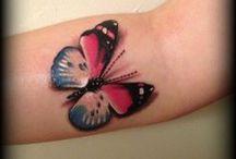 My wrist tattoo
