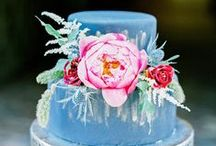 Desserts + Cakes / Wedding Cakes and Desserts