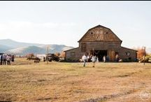 Wedding Venues / Wedding Locations in Montana, Wyoming, and the Rocky Mountains.