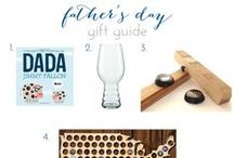 Father's Day / Gifts for dads!