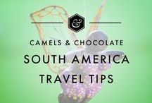 South America Travel Tips / All the best South America Travel Tips and Tricks, South America Itineraries and South America Inspiration for the incredible countries of South America to help you plan your trip