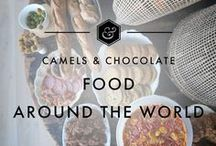 Food + Drink Around the World / So much incredible food, so little time! The best dishes I have eaten, and that I want to eat, from around this wonderful world of ours. This board is for food travel tips, where to eat, recipes for food around the world and more.
