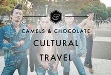 Cultural Travel / All the best of cultural travel including art, food, traditional events, museums and more. The best way to truly experience a country is through its culture.