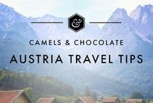 Austria Travel Tips / Beautiful Austria, an underrated country of majestic mountains, friendly people and delicious food. This board is for all things Austria, including Austria Travel Itineraries, Austria Travel Inspiration, Austria Accommodation and Austria Travel Tips