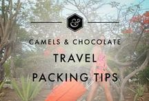 Travel Packing Tips / Travel Packing tips and tricks to help you with your travel packing