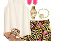Summertime Fashion / by Amber Gray