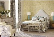 Bedrooms / The most beautiful bedroom interiors inspiration board