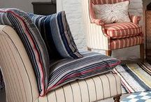 Stripes / stripes are a timeless interiors choice - here's a board full of stripy inspiration...