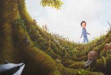 A&E: Animation, Illustration, Cartoon