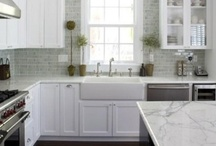 Kitchen / by Ashley Morgenthal
