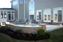 Outdoor Space / by Ashley Morgenthal