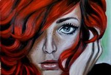 Beauty in Art / by Natasha Brinkley