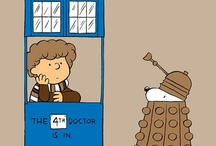 Doctor, My Doctor / Whoness / by Jackie Evers