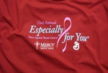 Especially for You: Breast Cancer Awareness / by Mercy Cedar Rapids