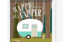 Camping / by Centennial Farmhouse