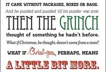 It's beginning to look a lot like CHRISTMAS / by Jenn Oetter