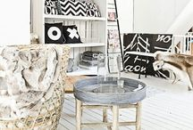 { home inspiration - rustic, industrial & dreamy }
