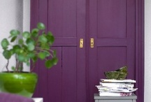 ~DECOR - Purple~ / Eggplant / by Caroline-Jeannine