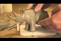 Art Ed Lesson: Clay / by Deyana