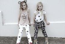 { little girl style }