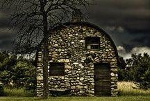 Abode: Barns and Bridges