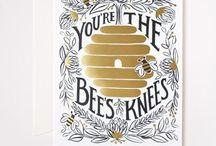 Oh Honey Honey / Apiary Studies / Bees