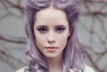 { hair - pastel princess }