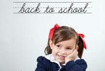 Eerste(/laatste) schooldag / Inspiratie om het schooljaar te starten en ook ideeën om het schooljaar te eindigen.