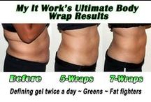Getting healthy the natural way / Working to get healthy from the inside out! www.thewrapdynasty.com / by Bethany Calhoun