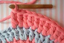 Krafty: Crochet / by Anna Hardesty