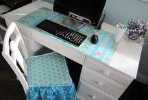 Small room/study