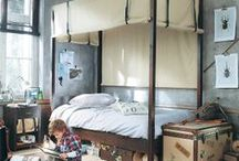 Boy's room / Boy's rooms and ideas