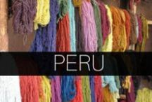 Inspiration: Peru / A selection of photos that showcase our appreciation of the art and culture of Peru.