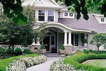 ~GARDENS - Porches~ / by Caroline-Jeannine