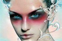 Halloween: Costumes & Makeup / by Nancy D.
