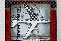 Art Ed Contest: Airplanes / by Deyana