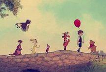 Disney / World, Land, Wonderful World Of, Pixar, etc... / by T. Benson