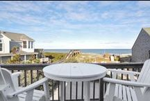 Almost Oceanfront Outer Banks Vacation Rentals from Village Realty