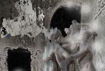 cyberart - mixmedia ©Mazareno / dreamlike chronicles, manifestos of doctrine, nourishment of my Egos #photomanipulation #glitch #photgraphy #drawing #graphic #painting #digitalart #omnimedia #inkjet #fresco #esotericism #mythology #symbolism #DaDa #surrealism #metaphysical