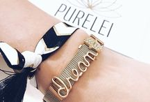 moments of PURELEI bracelets / we share moments of awesome people that live there own stories with our bracelets. <3
