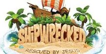Shipwrecked Totally Catholic VBS 2018