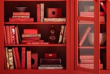 COLOR: SEEING RED / by Lynda | Focal Point Styling