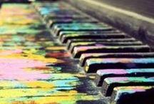 Music Music Music / by Hannah Kreoger