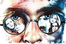 Harry Potter / by Cade Burton