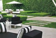 OUTDOOR LIVING / Outdoor Living Inspiration - For Spring, Summer, Winter, Fall... To learn more, also visit my blog: FOCAL POINT STYLING - http://nyclq-focalpoint.blogspot.com/ . Contact me at nyclqd@yahoo.com.   / by Lynda | Focal Point Styling