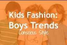 Kid's Fashion:  Boy Trends / Here's what's on the runways this spring for boys:  fabrics, color, patterns,and more.  And, tips on 1) how to maximize your budget;  2) which current trends you can find on resale;  and 3) how to upstyle to get the look or expand outfit options.  Comments and ideas welcome!