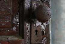 Doors, locks, keys..